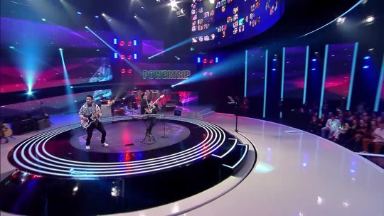'SuperStar' chega à reta final e Sandy elogia bandas do Top 8: 'Só sobrou gente muito boa'