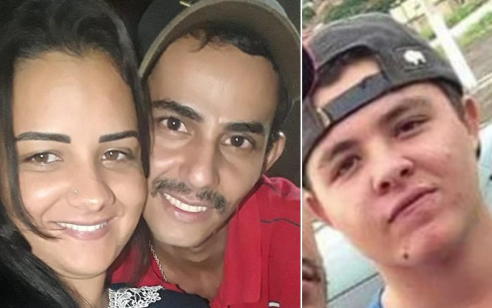 Pai acha que obra mal sinalizada causou acidente que matou namorados e amigo na GO-156: 'Tomou tudo de mim'
