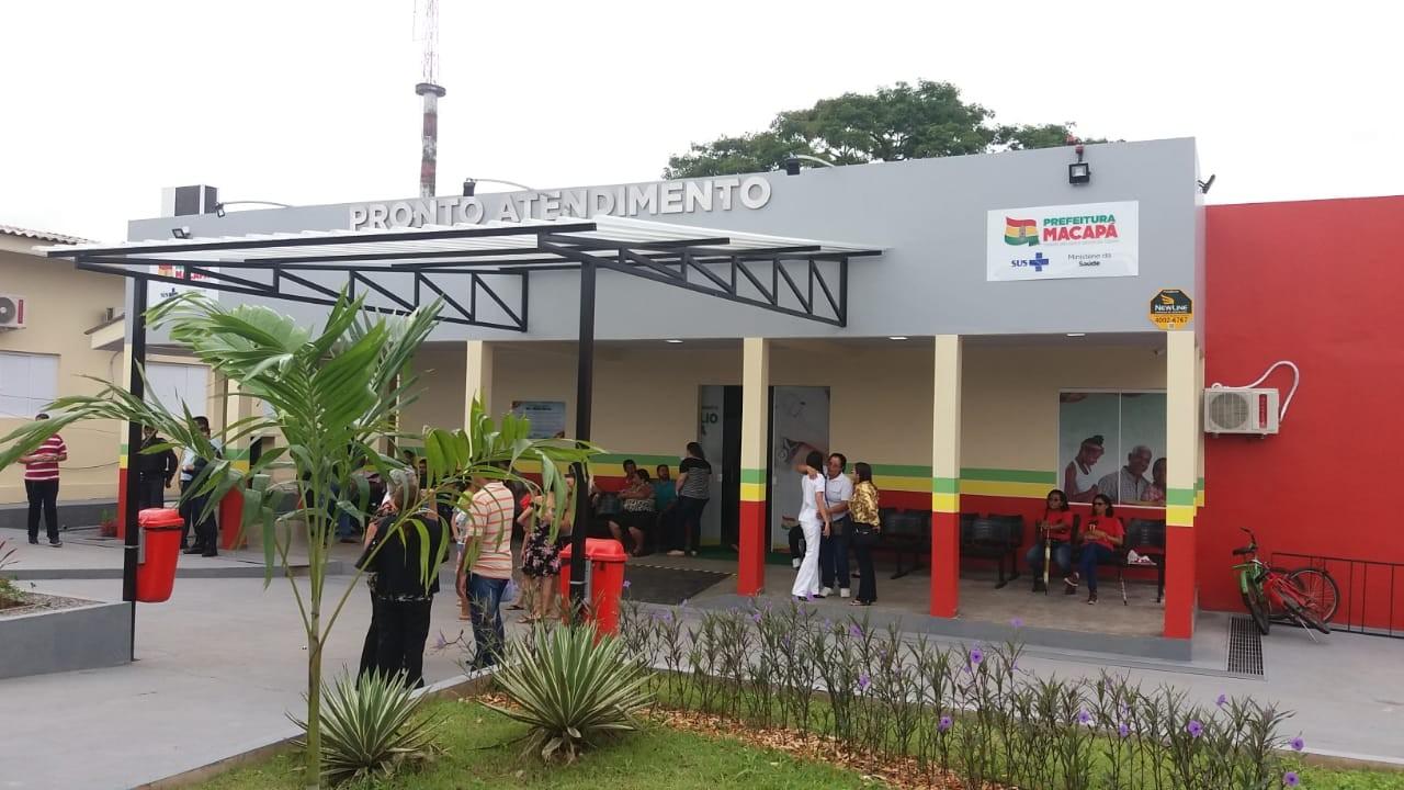 UBS Lélio Silva passa a atender somente pacientes suspeitos de coronavírus em Macapá