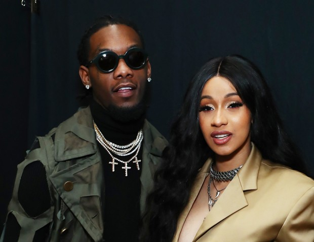 Offset e Cardi B (Foto: Getty Images)