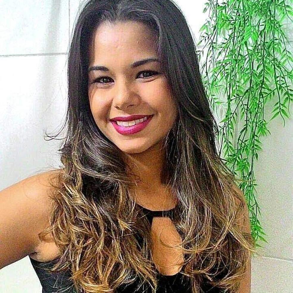Zaira Cruz tinha 22 anos — Foto: Arquivo Pessoal