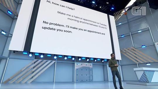 Google Assistente fará reservas em restaurantes, mostrará vídeos da Globo e lerá notícias no Brasil