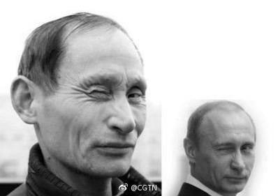 Conheça o chinês sósia do presidente russo Vladimir Putin