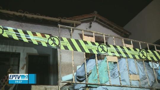 Homem morre após incêndio dentro de casa, em Americana