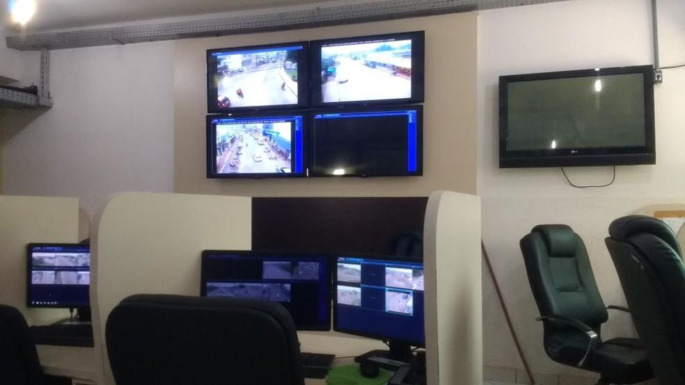Novo sistema deve diminuir tempo de resposta da polícia, diz gerente do Ciosp (Foto: Quésia Melo/G1 )