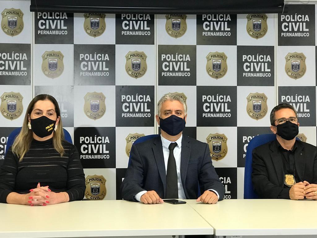 Polícia realiza operação para investigar latrocínio de policial militar ocorrido em Passira