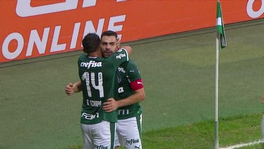 Atuações do Palmeiras: Bruno Henrique volta a aparecer na área e garante terceira vitória seguida