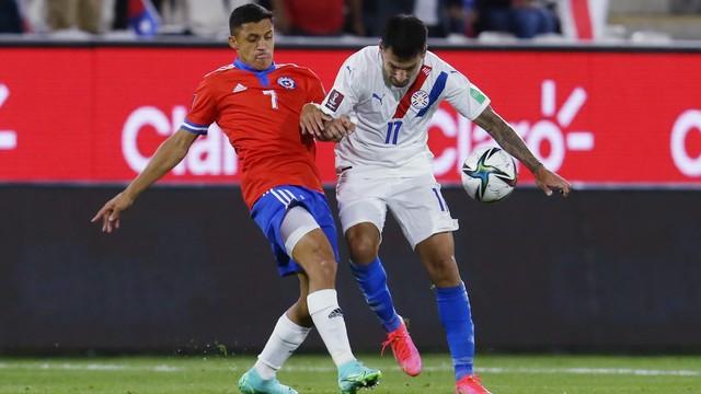 Chile vence o Paraguai por 2 a 0