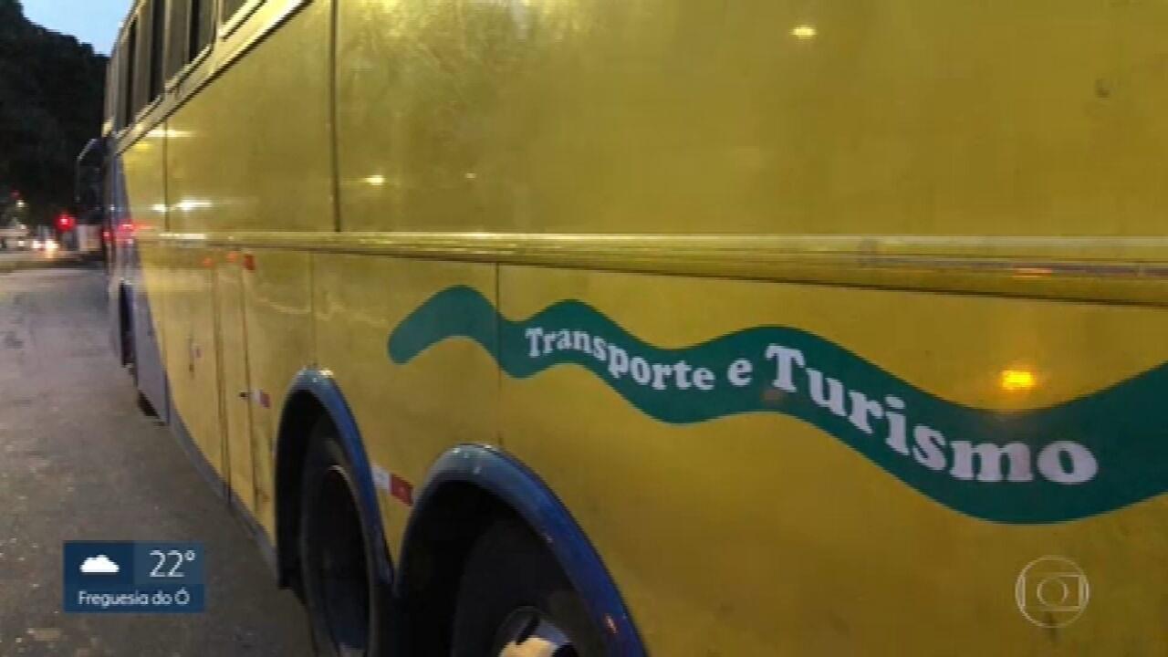 Artesp apreende 1,1 mil ônibus clandestinos no estado de SP em 2020