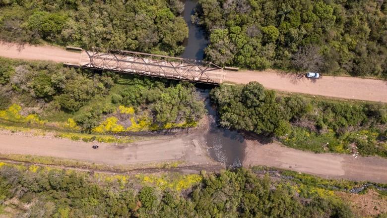 caminhos-safra-viagem-arroz (Foto: Fernando Martinho)