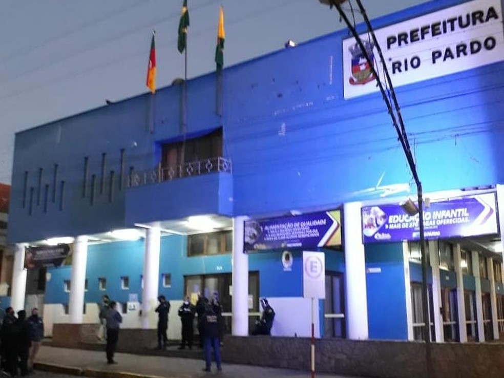 Operação investiga desvios de recursos públicos da saúde no RS ...