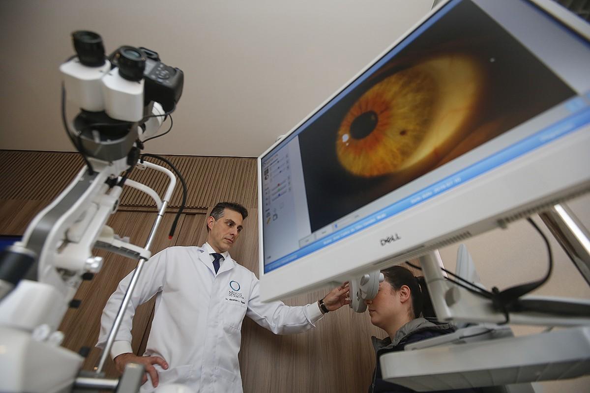 Como a tecnologia melhorou o atendimento à saúde dos olhos