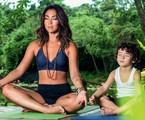 Dani Suzuki e o filho, Kauai | Matheus Coutinho/Revista Contigo!