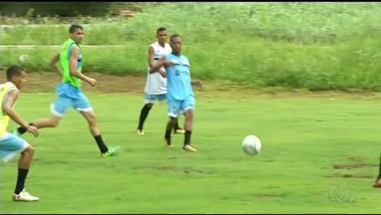 Sparta treina visando a Copa Verde 2018; lateral ex-Araguaína reforça o clube