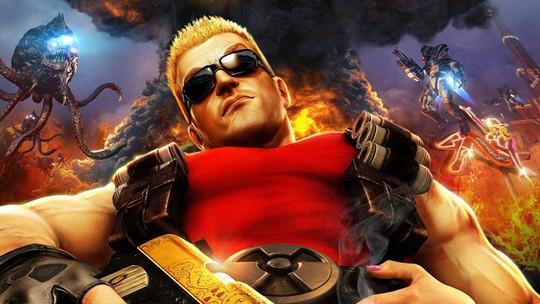 Foto: (Duke Nukem Forever levou mais de 15 anos em desenvolvimento (Foto: Divulgação/Gearbox Software))
