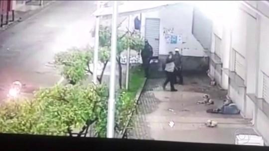 Filho de idoso espancado e morto no Sertão de AL cobra prisão do suspeito: 'Esse cara tem que parar'