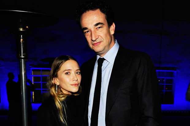 "Mary-Kate Olsen disse ""sim"" a Olivier Sarkozy  (Foto: Getty Images)"