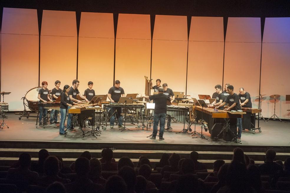 Em 13 cursos os candidatos não precisam ter conhecimento musical (Foto: Divulgação/Conservatório de Tatuí)