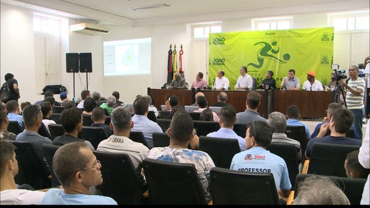 Copa de Seleções de Bairros é lançada em João Pessoa