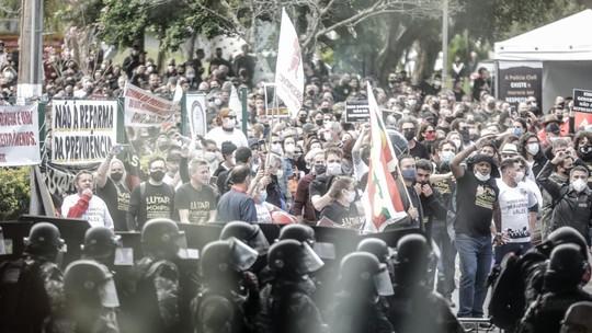 Foto: (Tiago Ghizoni/NSC)