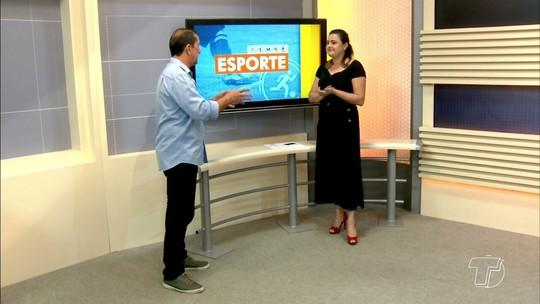 Confira as principais notícias do mundo esportivo no JT1 desta quinta-feira (17)