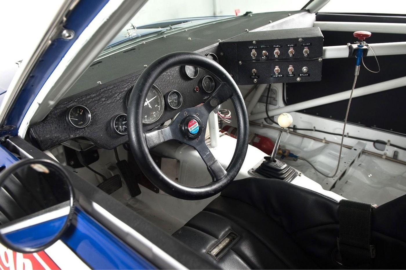 O DATSUN 280ZX 1979 de Paul Newman (Foto: Divulgação)