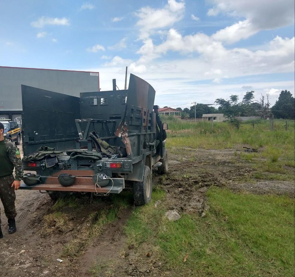 Corpo de Bombeiros Militar do Estado confirmou o acidente e foi socorrer as vítimas por volta de 13h50 — Foto: Divulgação/ PRF