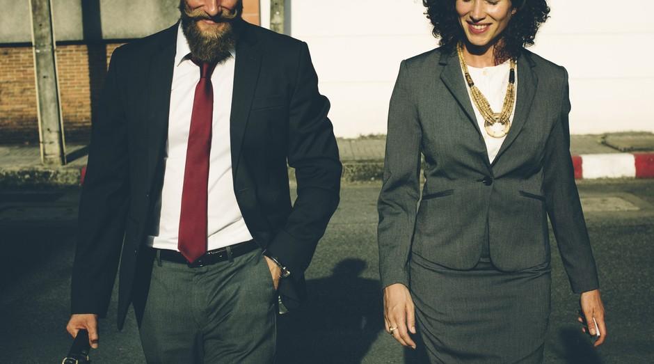 empresários, empresa (Foto: Reprodução/Pexels)