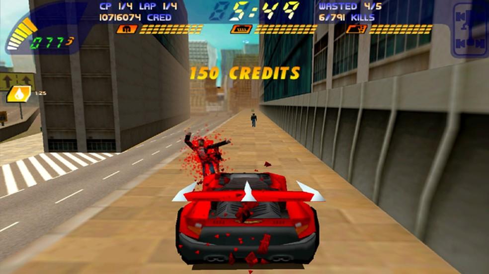 Carmageddon 2: Carpocalypse Now é até hoje considerado por muitos fãs como o melhor game da série (Foto: Reprodução/Taringa)