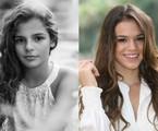 Luana e Bruna Marquezine | Reprodução