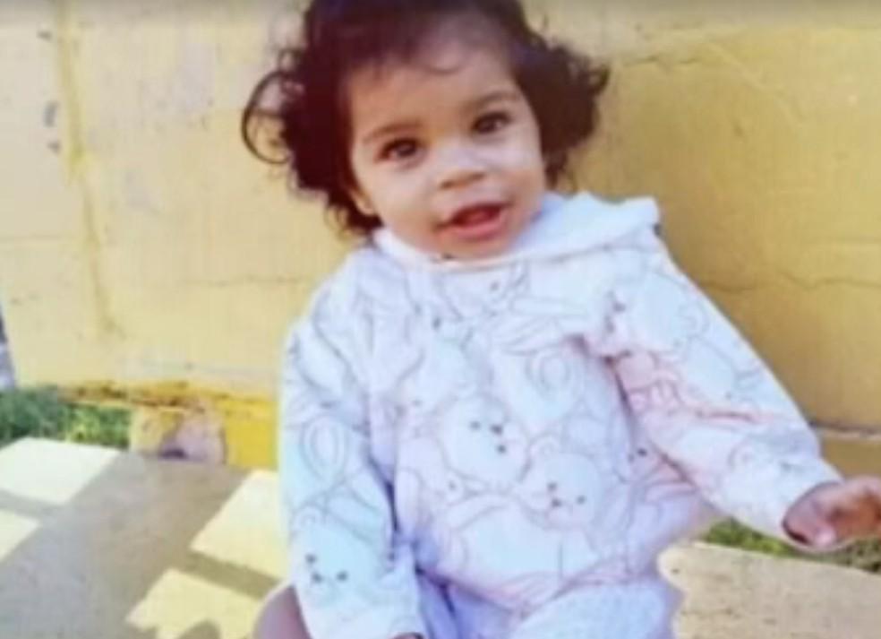 Emily Vitória Tavares morreu afogada em rio na cidade de Itapipoca, interior do Ceará. — Foto: Arquivo pessoal