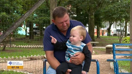 Comunidade se mobiliza para ajudar  criança com atrofia muscular espinhal em Canguçu