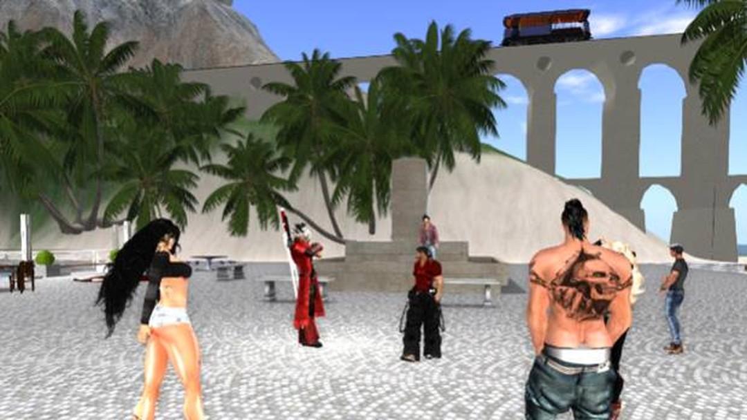 Second Life   Jogos   Download   TechTudo