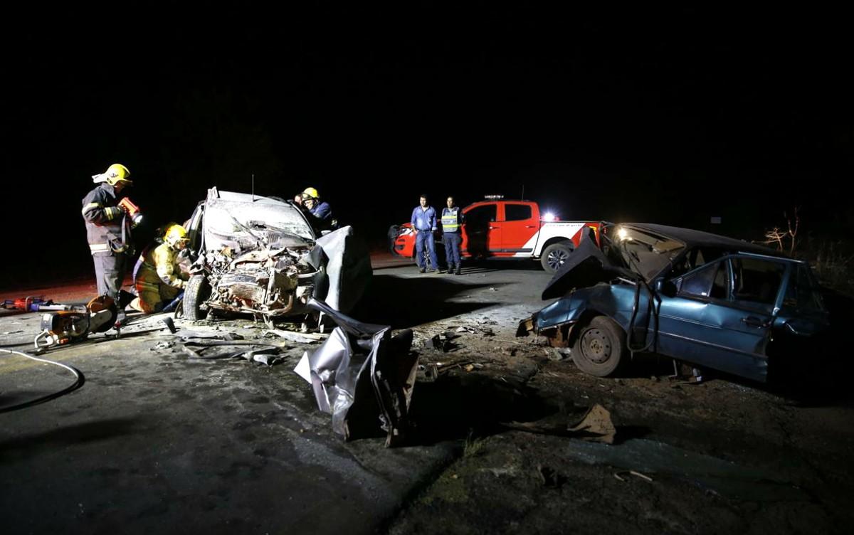 Acidente na DF-130 mata jovem de 21 anos e deixa seis feridos