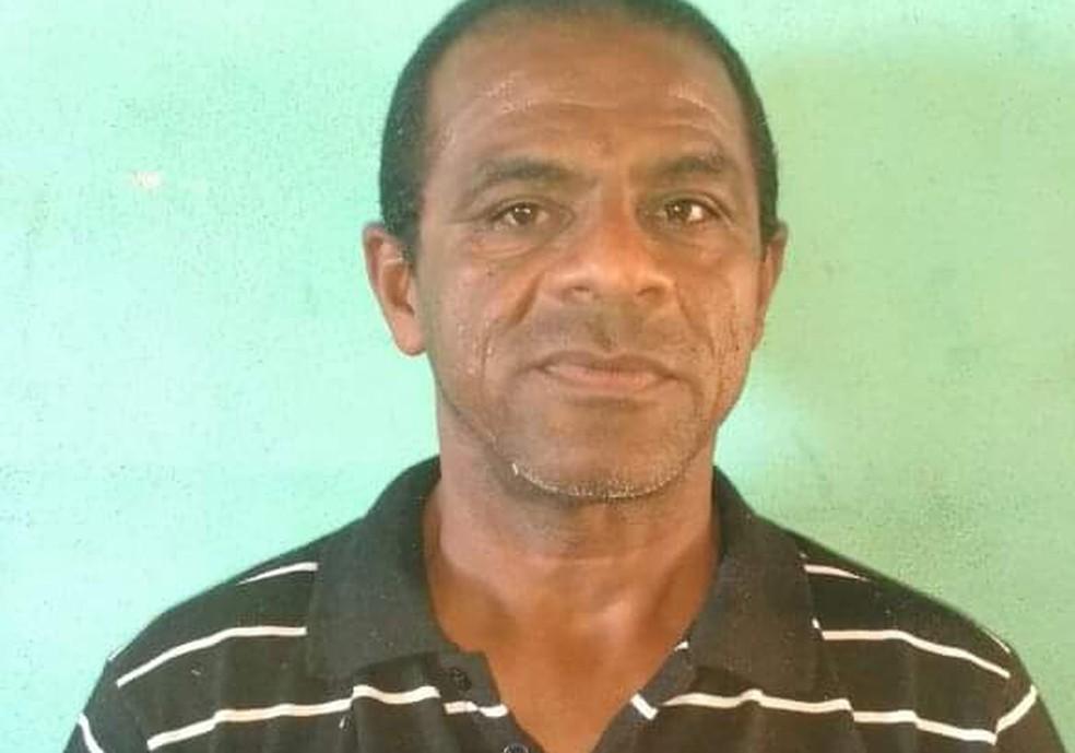 Ademário Bispo, 51 anos, estava na Vale no momento da tragédia de Brumadinho e ainda não foi encontrado — Foto: Arquivo Pessoal