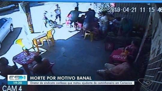 Homem é morto a tiros em bar de Cariacica, ES