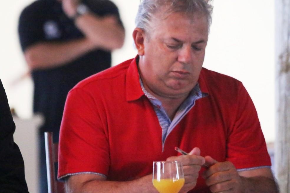 Pedro Affatato, ex vice de Finanças Inter — Foto: Tomás Hammes / GloboEsporte.com