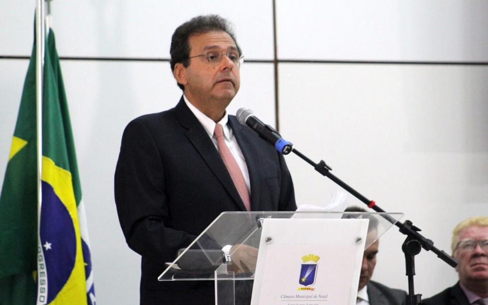 Denúncia contra Carlos Eduardo foi rejeitada na manhã desta quarta-feira (21)  (Foto: Fabiano de Oliveira/G1)