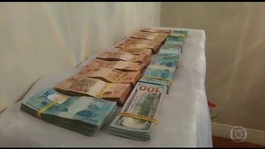 PF apreende R$ 100 mil em dinheiro em casa de gerente de obras da Dersa