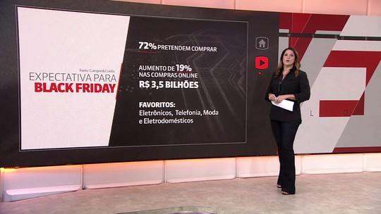 'Consumo Legal': 'Black Friday' deve movimentar R$ 3,5 bi no comércio eletrônico do país