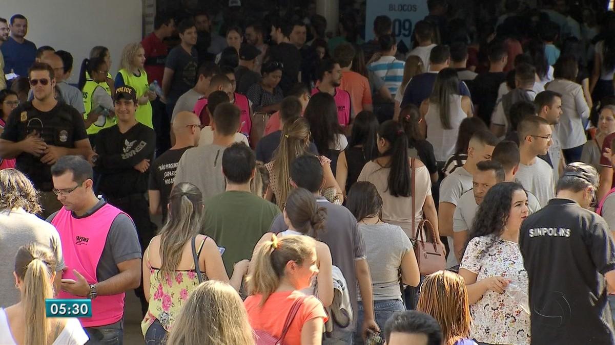 Convocados para avaliação médico-odontológica 1,5 mil candidatos do concurso para agente de polícia