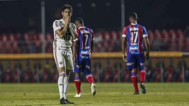 Alexandre Pato lamenta chance perdida