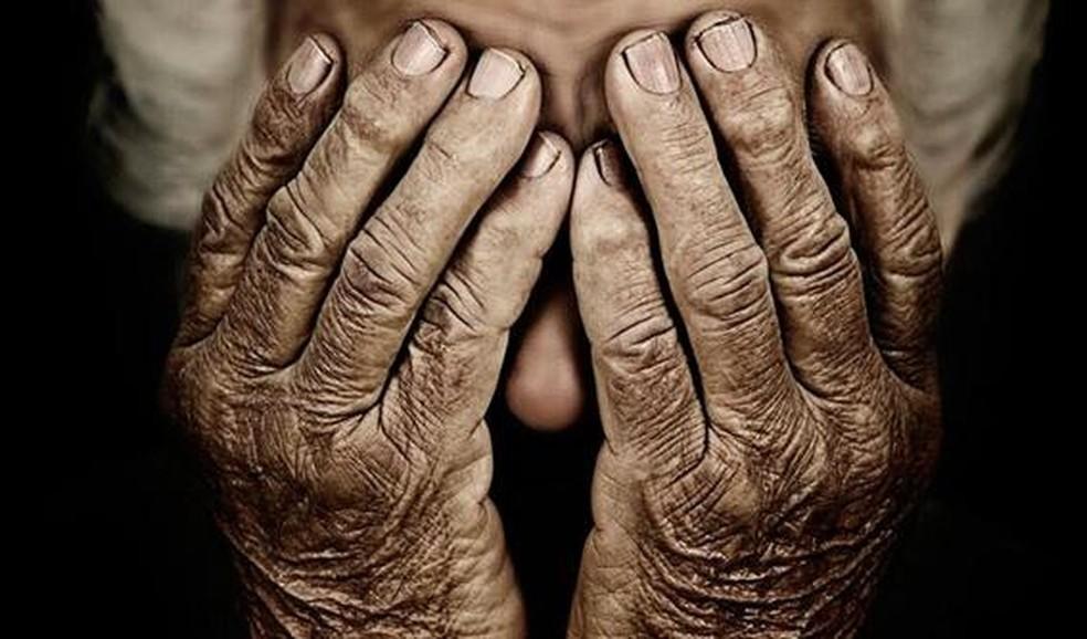 Denúncias podem ser feitas ao Centro Integrado de Atenção e Prevenção à Violência contra a Pessoa Idosa — Foto: SES/MT