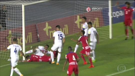 "Após gol polêmico do Panamá, Infantino clama pelo VAR: ""Chegou o momento"""