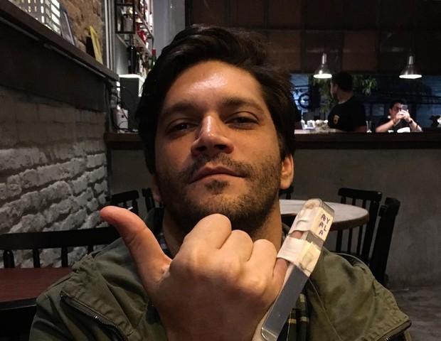 Armando Babaioff  (Foto: Reprodução)