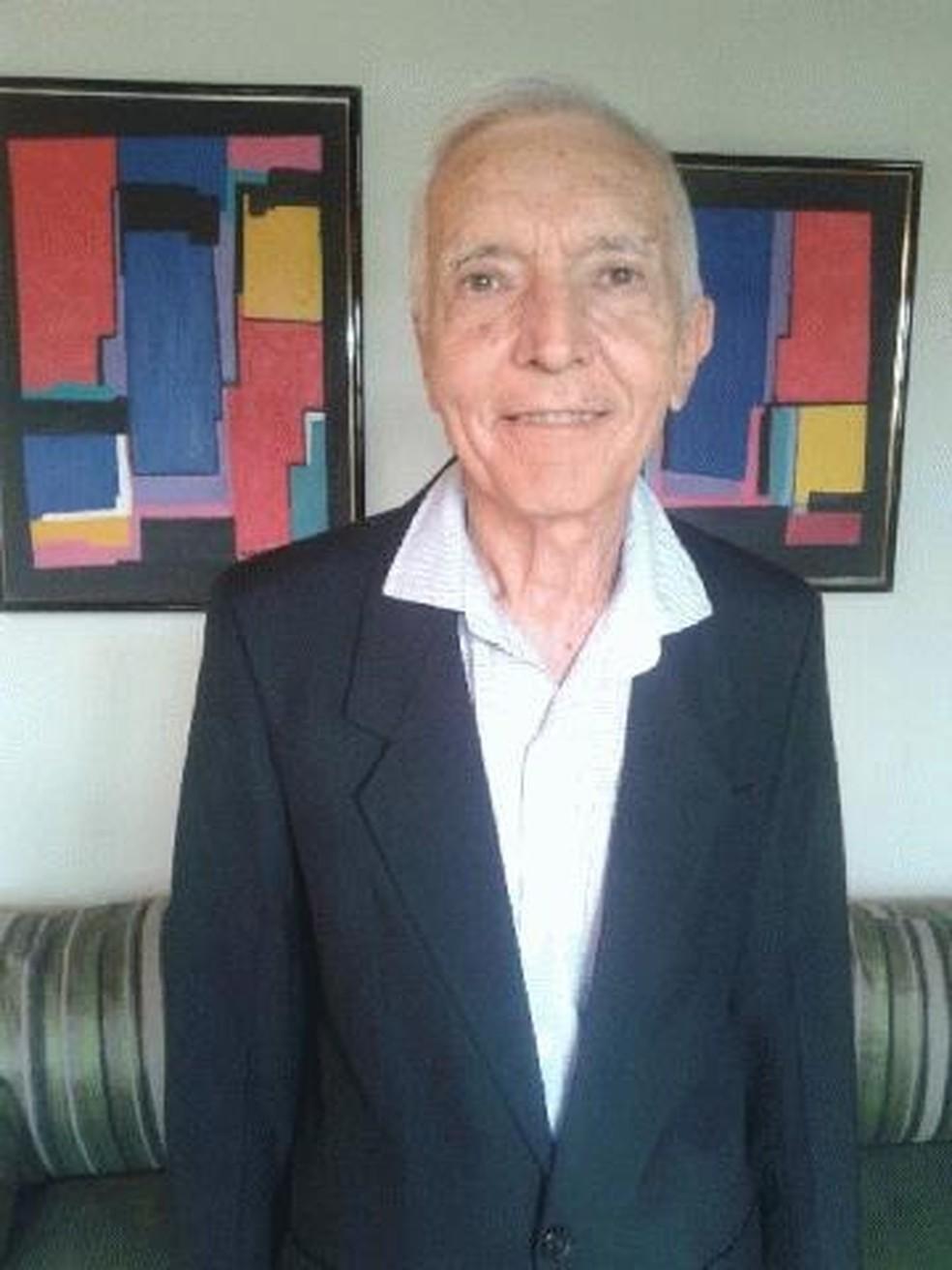Vice-prefeito de Cesário Lange (SP) morre por falência múltipla de órgãos — Foto: Prefeitura Municipal de Cesário Lange
