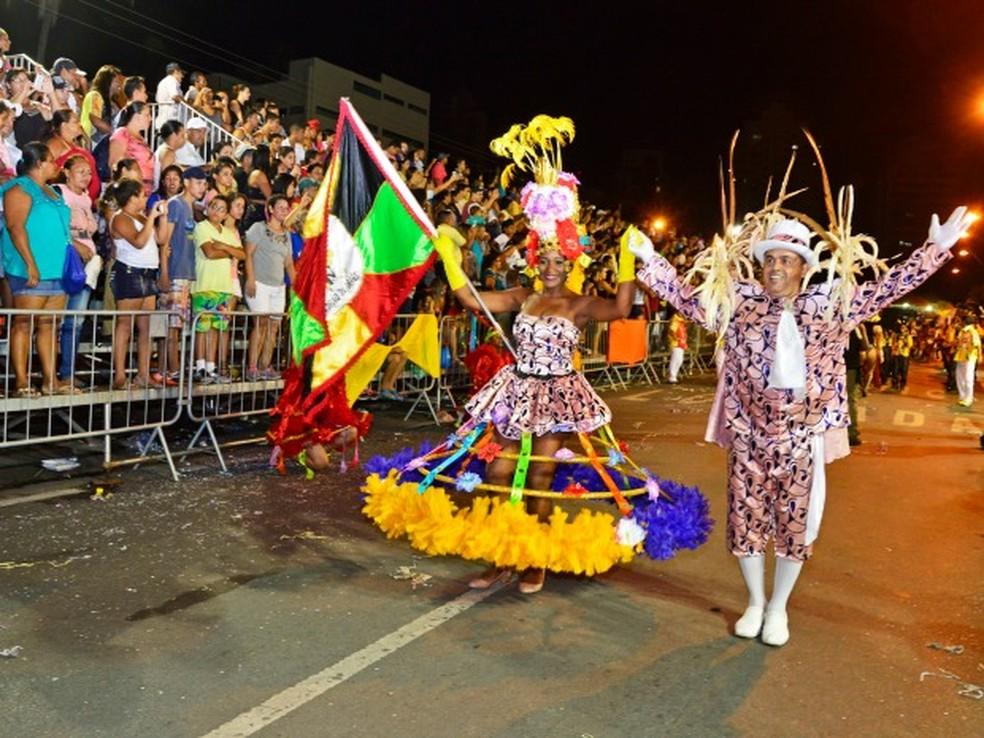 Cuiabá terá desfile de Carnaval  — Foto: Michel Alvim/Secom-Cuiabá
