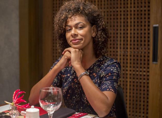 Roberta Santiago como Nena em 'Malhação - Viva a Diferença' (Foto: Divulgação/TV Globo)
