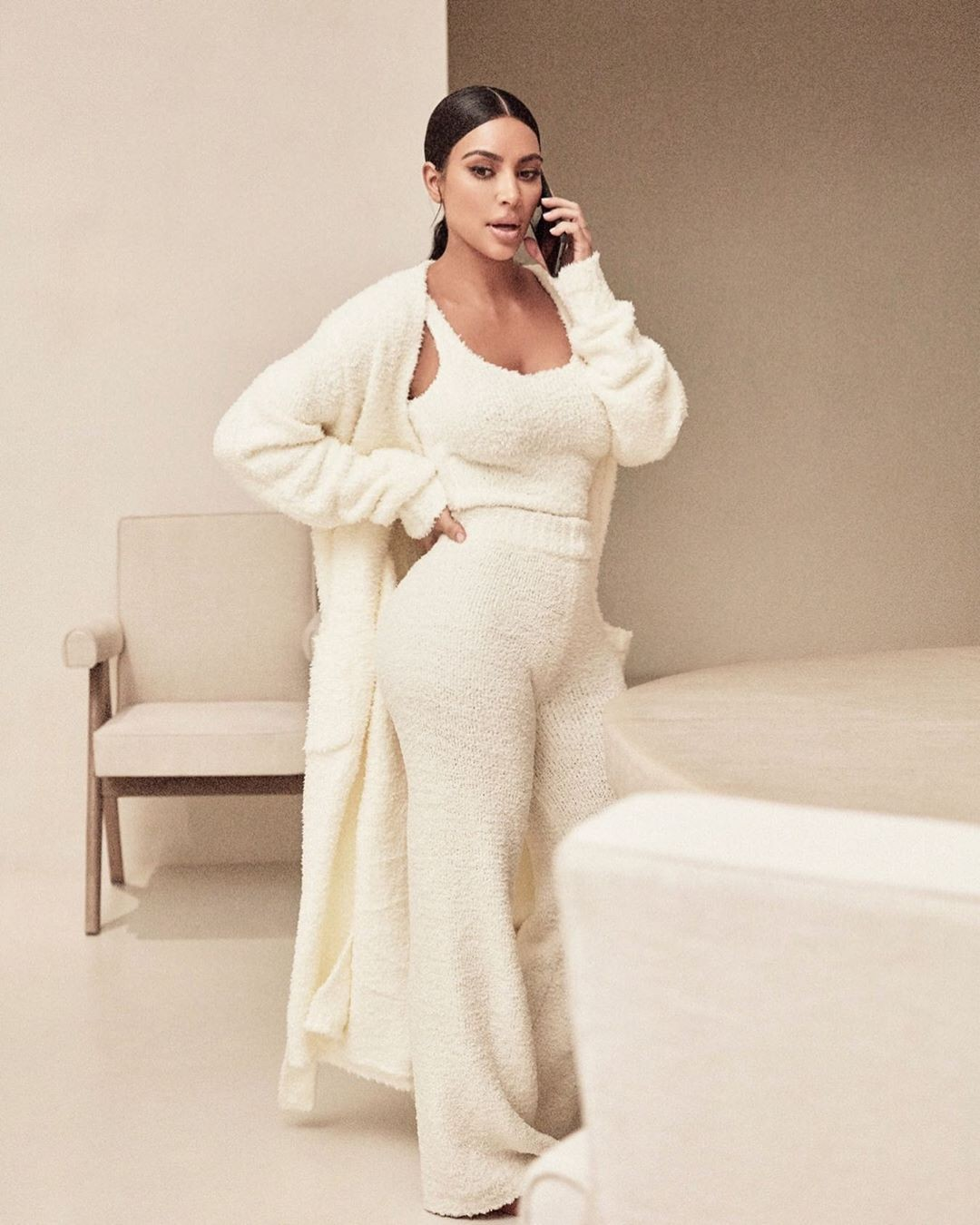 Kim Kardashian terá marca própria de produtos para casa (Foto: Instagram)