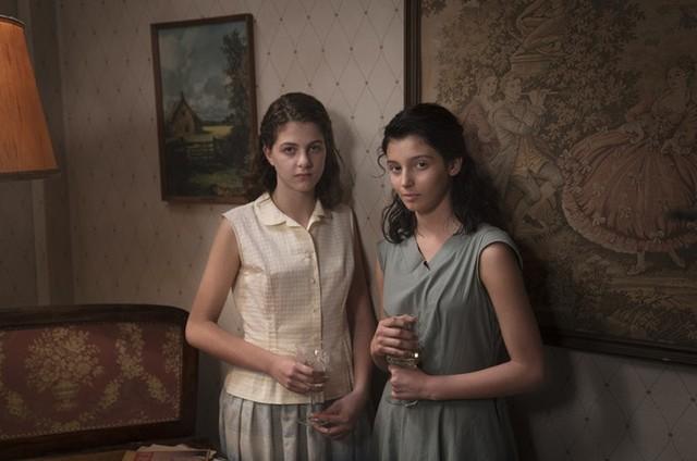Margherita Mazzucco e Gaia Girace (Foto: HBO)